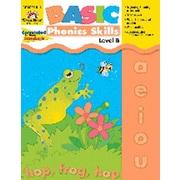 Evan-Moor Basic Phonics Skills Level B Book