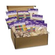 Chenille Kraft Wood Crafts Classroom Activities Kit