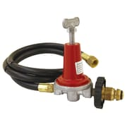 Bayou Classic High Pressure 40 PSI Adjustable Regulator with 48'' LPG Hose