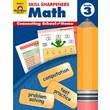 Evan-Moor Skills Sharpeners Math Gr 3