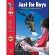 On the Mark Just For Boys Reading Comprehension