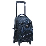 CalPak CalPak Outlaw 18-inch Rolling Laptop Backpack; Black