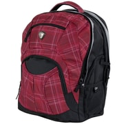 CalPak Mentor Deluxe Laptop Backpack; Red Ocean