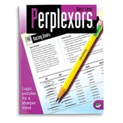 MindWare Perplexors Basic Level Book