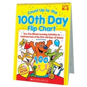 Scholastic Count Up To The 100th Day Flip Classroom Book