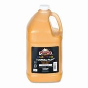 DIXON TICONDEROGA CO. Ready-to-Use Tempera Paint, Yellow, One Gallon
