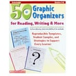 Scholastic 50 Graphic Organizers For Reading