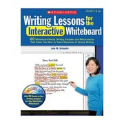 Scholastic Writing Lessons for The Interactive CD