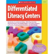 Scholastic Differentiated Literacy Centers Book