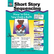 Evan-Moor Short Story Sequencing Book