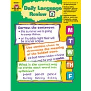 Evan-Moor Daily Language Review Grade 3 Book