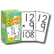 Carson Dellosa Publications Multiplication 0-12 Flash Cards
