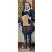McDonald Publishing Character Shakespeare Poster