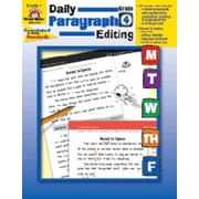 Evan-Moor Daily Paragraph Editing Grade 4 Book