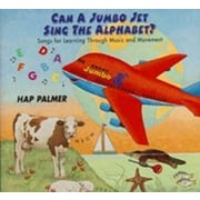 Educational Activities Can a Jumbo Jet Sing The Alphabet CD