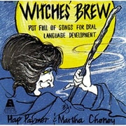 Educational Activities Witches Brew CD