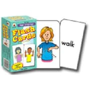Carson Dellosa Publications Sign Language Flash Cards