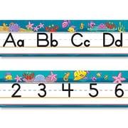 Edupress Sea Fun Alphabet Traditional