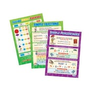 Daydream Education 3 Piece Fractions Decimals  Set