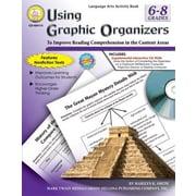 Carson Dellosa Publications Using Graphic Organizers Book