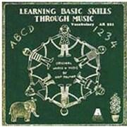 Educational Activities Basic Skills Thru Music CD
