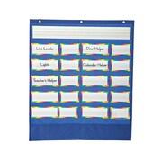 Carson Dellosa Publications Classroom Helpers Pocket Chart