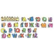 Carson Dellosa Publications Alphabet Kids Kid-drawn Letters