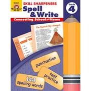 Evan-Moor Spell and Write Grade 4 Book