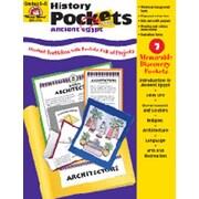 Evan-Moor History Pockets Ancient Egypt Book