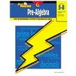 Creative Teaching Press Power Practice Pre-algebra Gr 5-8