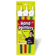 Learning Resources Hand Pointers  (Set of 3)