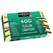 Sargent Art Inc Sargent Art Best Buy Crayon (Set of 400)