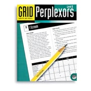 MindWare Grid Perplexors Level B Book