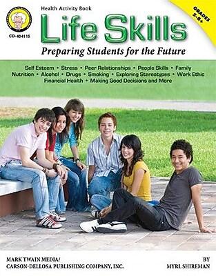 Carson Dellosa Publications Life Skills Preparing Students for Book WYF078276522674