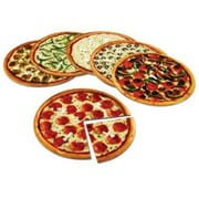 Learning Resources Magnetic Pizza Fraction  Set