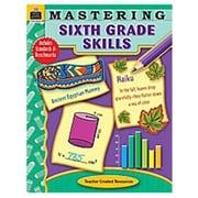 Teacher Created Resources Mastering Sixth Grade Skills Book