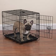 Crate Appeal Pet Crate; Small (20'' H x 24'' W x 17'' L)