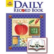 Evan-Moor Daily School Days Theme Record Book