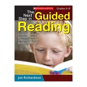Scholastic The Next Step In Guided Reading Book