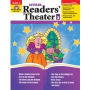 Evan-Moor Leveled Readers Theater Grade 3 Book