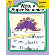 Evan-Moor Write A Super Sentence Grade 1-3 Notepad