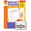 Evan-Moor Word Fam Stories & Activities C