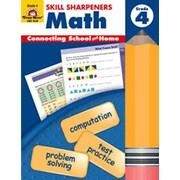 Evan-Moor Math Grade 4 Book