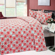 Universal Home Fashions 3 Piece Bedding Set; Queen / King
