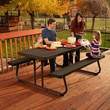 Lifetime 6' Picnic Table