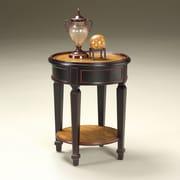 HeatherBrooke Circular End Table