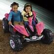 Fisher-Price Power Wheels  12V Battery Powered Girl Dune Racer