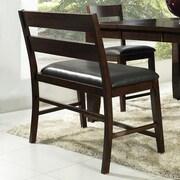 Urban Styles Alpine Ridge Upholstered Kitchen Bench