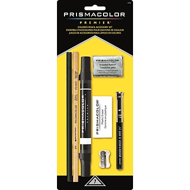 PrismaColour Coloured Pencil 7-Piece Accessory Set