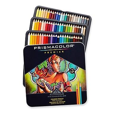PrismaColour Premier Soft Core Coloured Pencils, 72/Pack